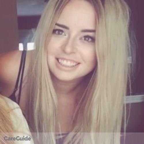 Canadian Nanny Provider Tricia Thomas's Profile Picture