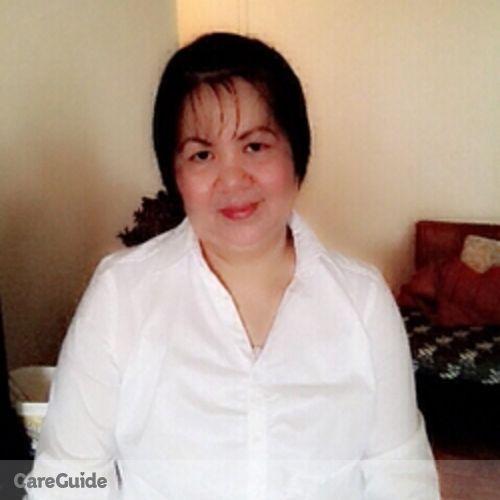 Canadian Nanny Provider Imelda Badilla's Profile Picture