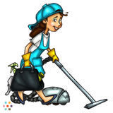 Housekeeper in Alexandria