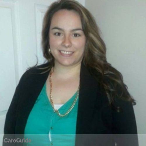 Canadian Nanny Provider Brittany P's Profile Picture