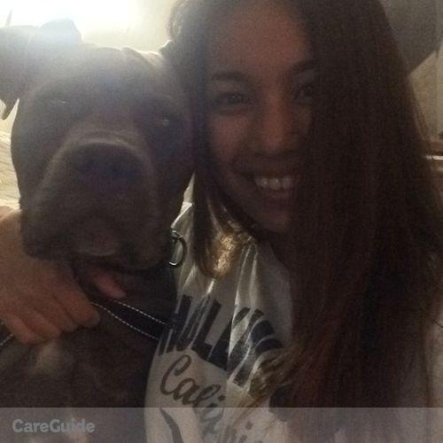 Pet Care Provider Abigail G's Profile Picture