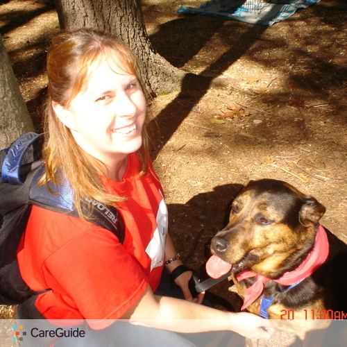 Pet Care Provider Christine Comtois's Profile Picture