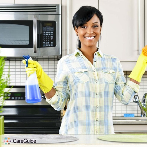 Housekeeper Provider Spotless Creations Cleaning Service's Profile Picture