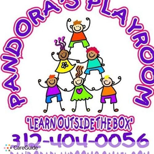 Child Care Provider Pandora's PlayRoom's Profile Picture