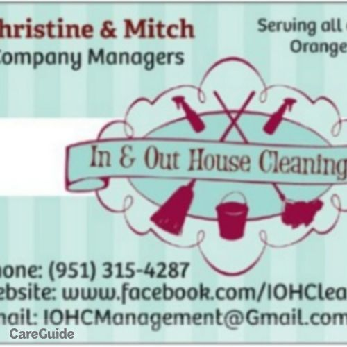 Housekeeper Provider Christine Roy's Profile Picture