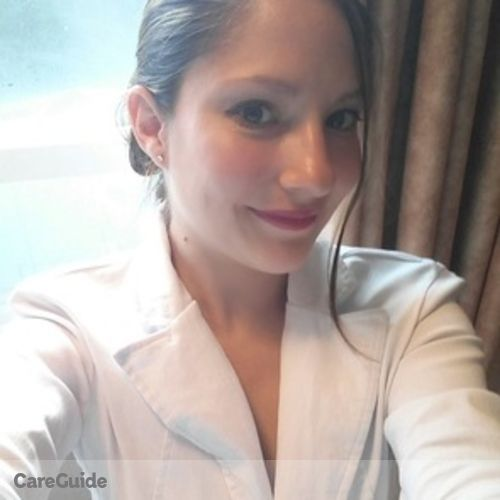 Canadian Nanny Provider Chantale Dumas's Profile Picture