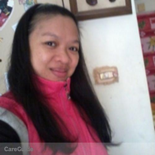 Canadian Nanny Provider Maricar Fabia's Profile Picture