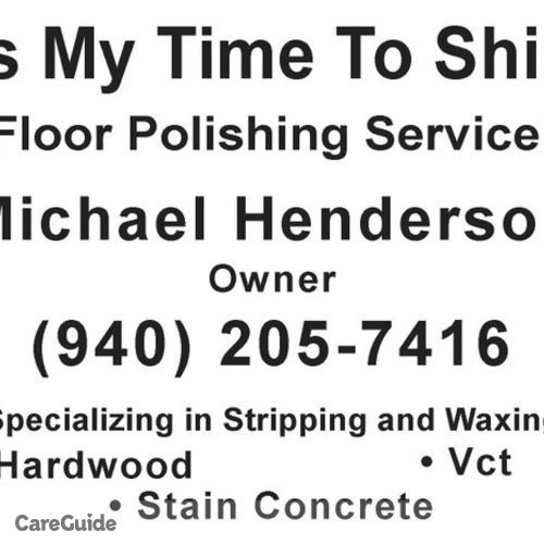 Housekeeper Provider Michael H's Profile Picture