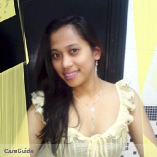 Canadian Nanny Provider Elmira Visillas's Profile Picture