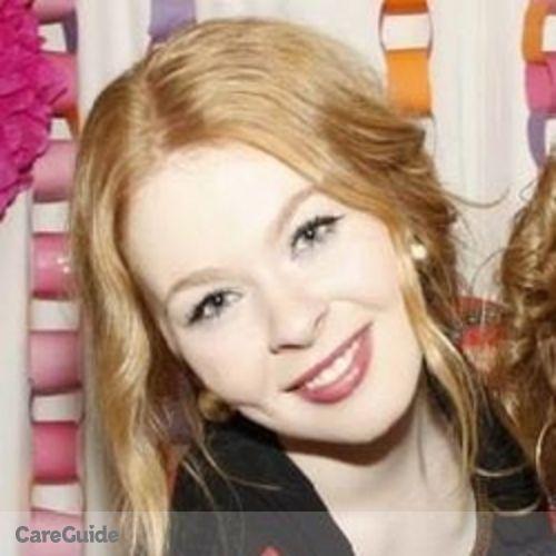 Canadian Nanny Provider Isabella Modra's Profile Picture