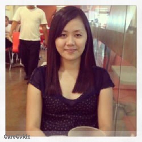 Canadian Nanny Provider Cherryl Boje's Profile Picture