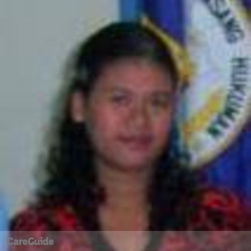 Canadian Nanny Provider Janeth Vicera-Zamora's Profile Picture