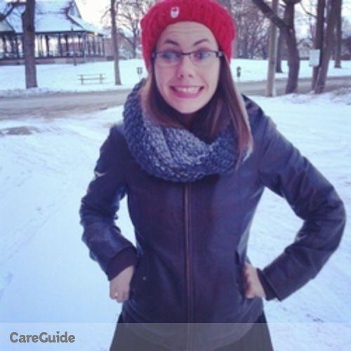 Canadian Nanny Provider Teresa Hill's Profile Picture