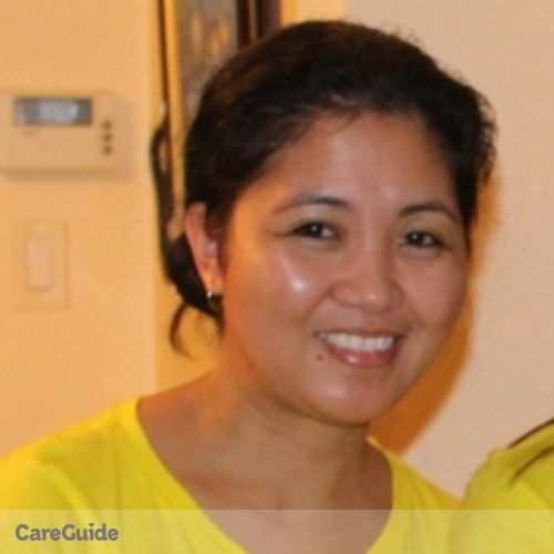 Canadian Nanny Provider Cherryl Asejo's Profile Picture