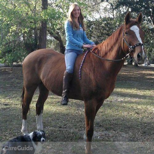 Pet Care Provider Ashley Tarr's Profile Picture