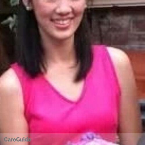 Canadian Nanny Provider Sasha Achanzar's Profile Picture