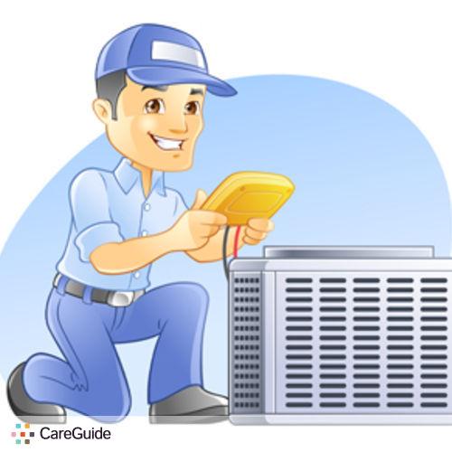 Handyman Provider Sergio Navarro's Profile Picture