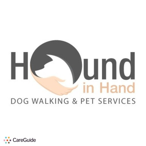 Pet Care Provider Hound in Hand Dog Walking and Pet Sitting's Profile Picture