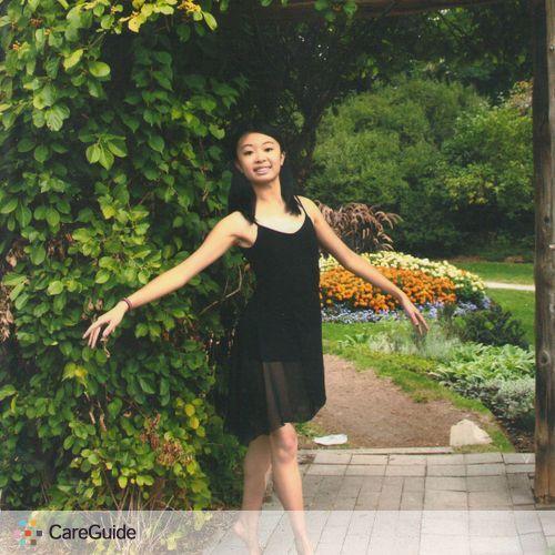 Child Care Provider Ange Lam's Profile Picture