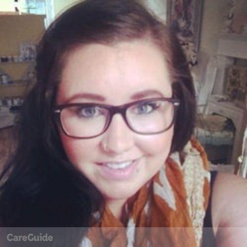 Canadian Nanny Provider Chelsey Ferguson's Profile Picture