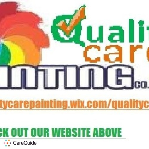 Painter Provider Quality care Painting's Profile Picture