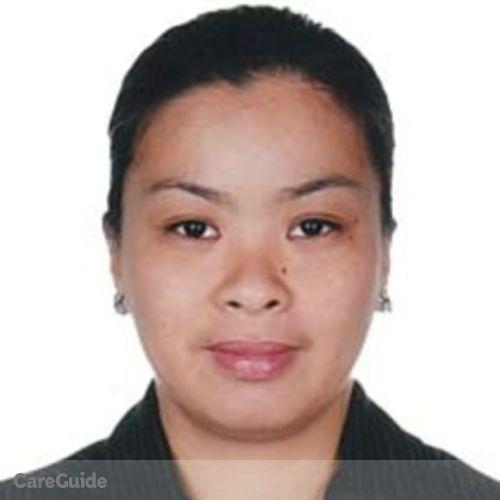 Canadian Nanny Provider Musni P's Profile Picture