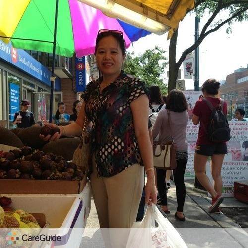 Housekeeper Provider Kimsreang Luy's Profile Picture