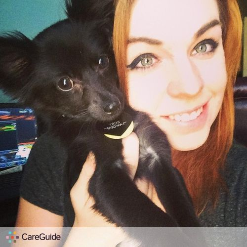 Pet Care Provider Emily Bruce's Profile Picture