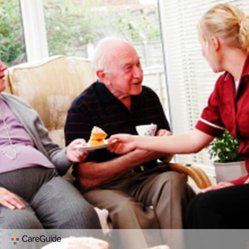 Elder Care Job Platinum Home Health Care's Profile Picture