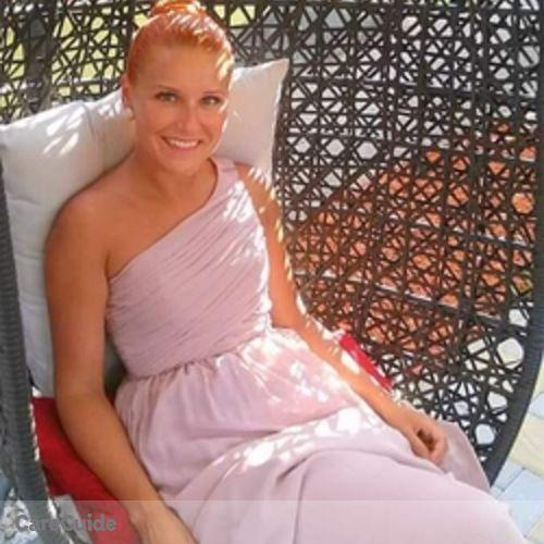 Canadian Nanny Provider Kamila Dyacovska's Profile Picture