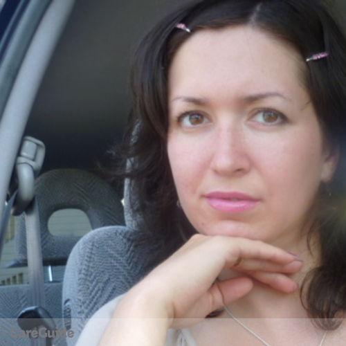 Canadian Nanny Provider Olena Cyzhova's Profile Picture