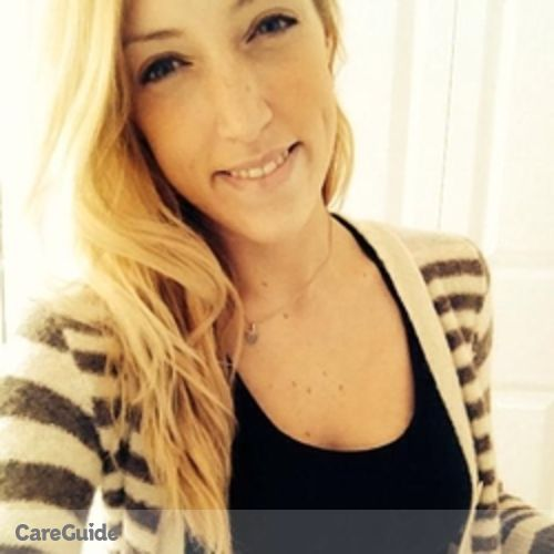 Canadian Nanny Provider Jennifer Simmons's Profile Picture
