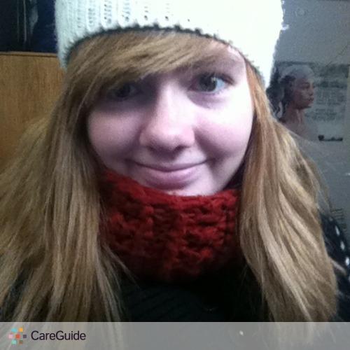 Child Care Provider Caitlin C's Profile Picture