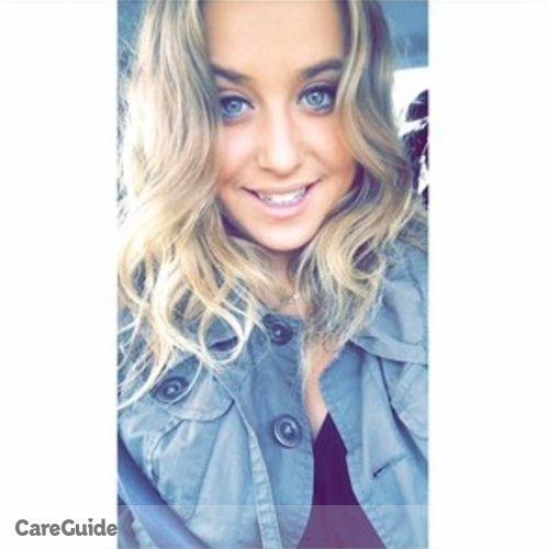 Canadian Nanny Provider Sarah Charbonneau's Profile Picture
