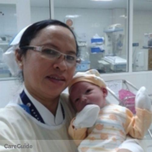 Canadian Nanny Provider Teresita Unlayao's Profile Picture