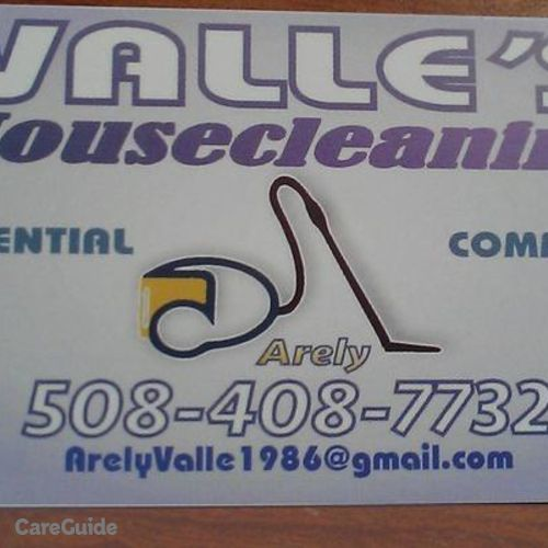 Housekeeper Provider Arely Valle's Profile Picture