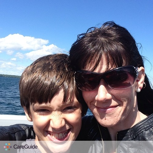 Child Care Provider Amanda Teal's Profile Picture