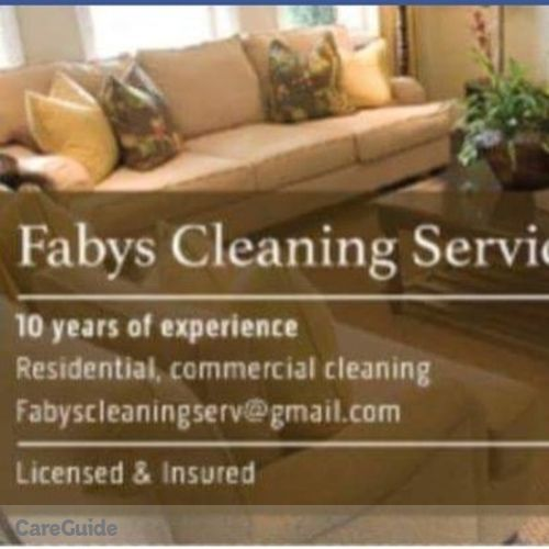 Housekeeper Provider Faviola V's Profile Picture