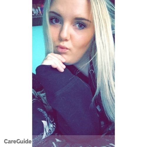 Canadian Nanny Provider Allycia Mulligan's Profile Picture