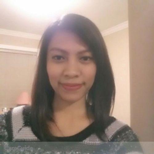 Canadian Nanny Provider Farida Michelle De Vigal's Profile Picture