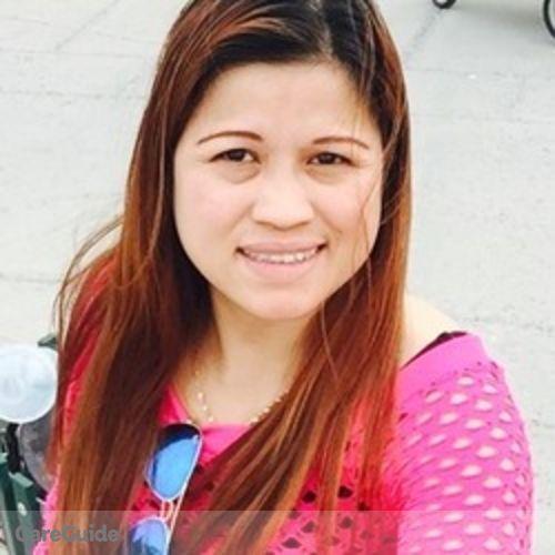 Canadian Nanny Provider Saniata Delos santos's Profile Picture