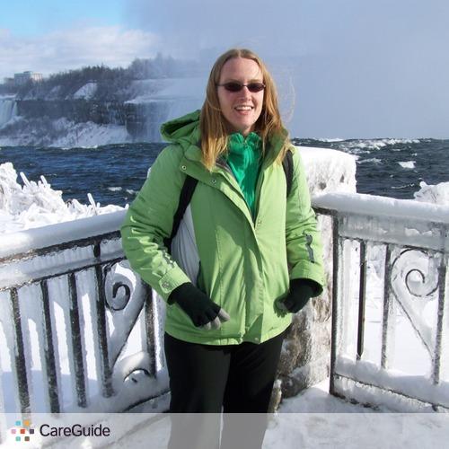 House Sitter Provider Megan Zinck's Profile Picture