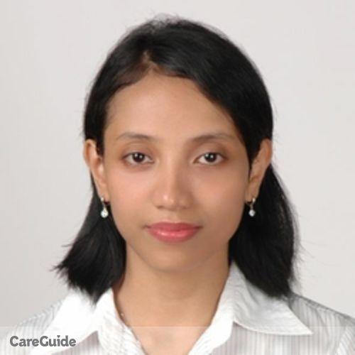 Canadian Nanny Provider Sukma Dirgayanti's Profile Picture