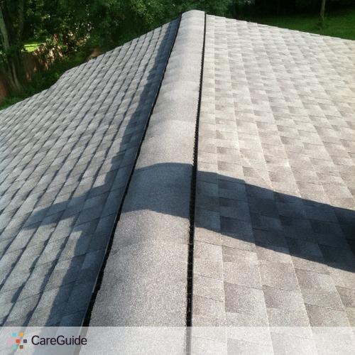 Roofer Provider Justin L's Profile Picture