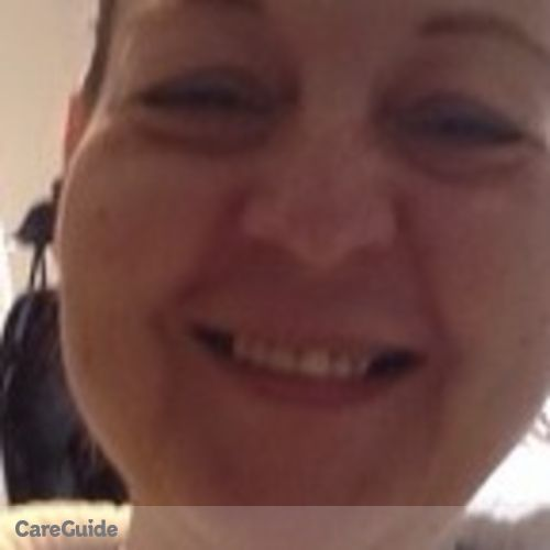 Canadian Nanny Provider Anastasia Diamantopoulou's Profile Picture