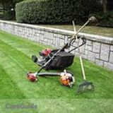 Lawn maintenance&cutting