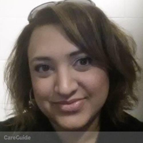 Canadian Nanny Provider Samar Raouf's Profile Picture