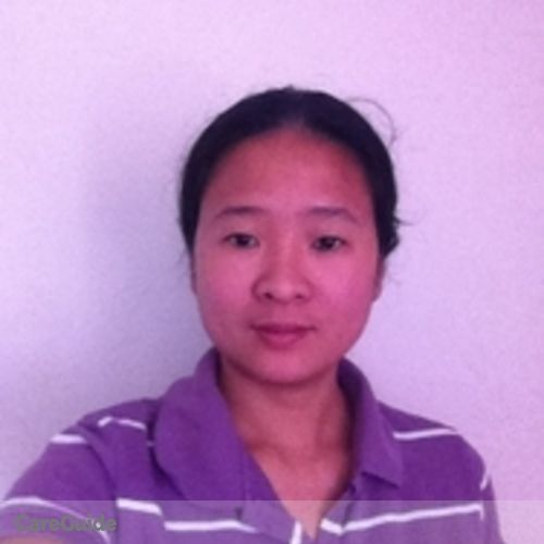 Canadian Nanny Provider Aileen Beleno's Profile Picture