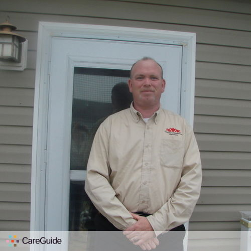 Handyman Provider James Freeze's Profile Picture