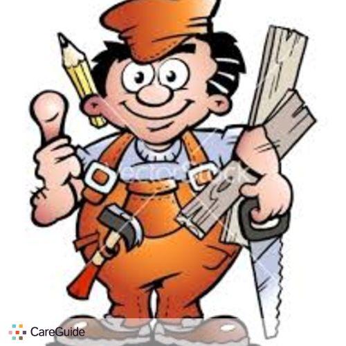 Handyman Provider Justin Ward's Profile Picture